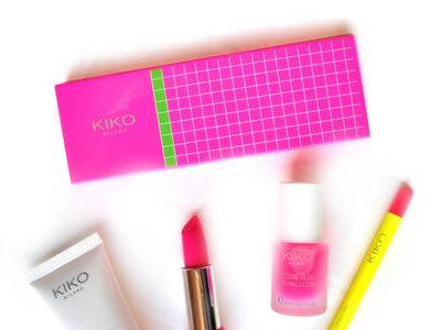 Probamos la colección más sorprendente y divertida de Kiko: así es Active Fluo