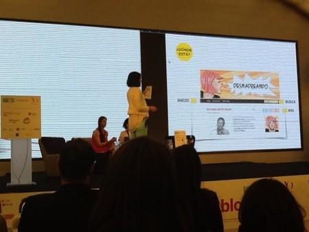 Se celebra el I Encuentro de Madres Blogueras en el Matadero de Madrid