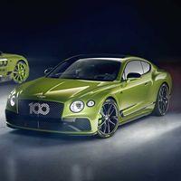 Bentley celebra su triunfo en Pikes Peak con 15 unidades muy exclusivas (y muy costosas)