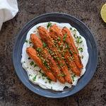 Zanahorias tandoori al horno con yogur: receta fácil y rápida de una sabrosa guarnición