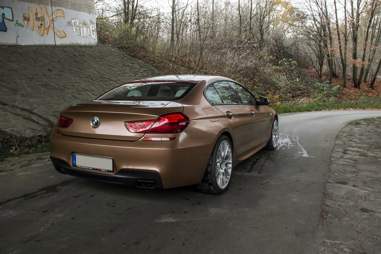 Foto de Noelle Motors BMW 650i Gran Coupe xDrive (4/7)