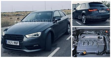 Si quieres probar distintos modos de conducción con poco consumo echa un ojo a este Audi A3