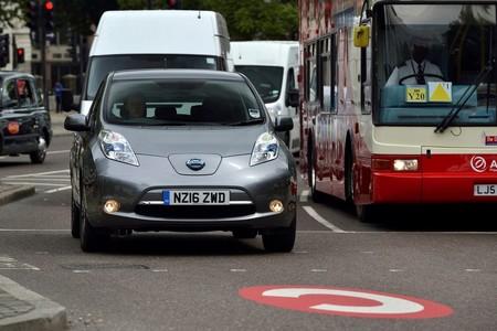 Nissan Leaf Londres