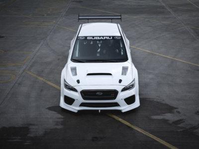 Este es el misterioso Subaru WRX STI de Prodrive para batir el récord de la Isla de Man