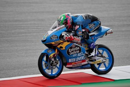 Alonso Lopez Austria Moto3 2019