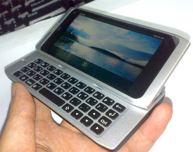 Nokia N9 podría llevar un CPU Intel Atom Medfield