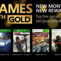 El excelente Tomb Raider: Definitive Edition se cuela en el Games with Gold de septiembre