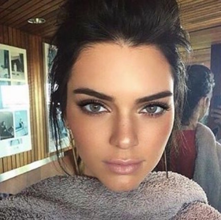 Kendall Jenner Blue Eyes