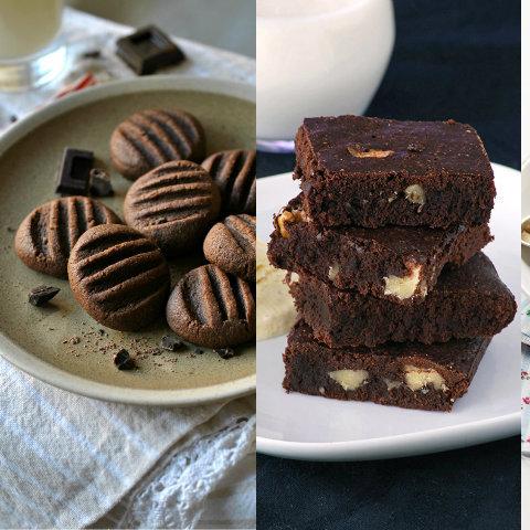 Los cinco dulces con chocolate más buscados de Internet y sus recetas más fáciles para celebrar el Día Internacional del Chocolate