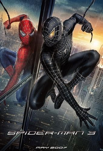 Poster internacional de 'Spider-Man 3'