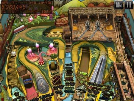 Epic Quest, detalle del granero y de la parte superior de la mesa