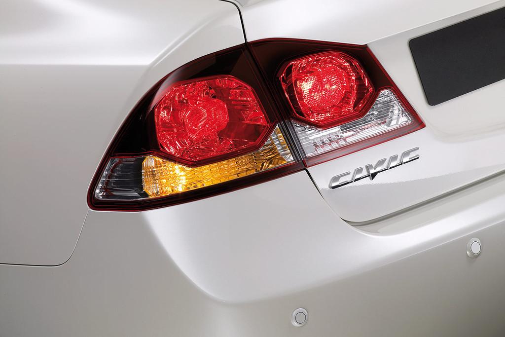 Foto de Honda Civic Hybrid 2009 (20/24)