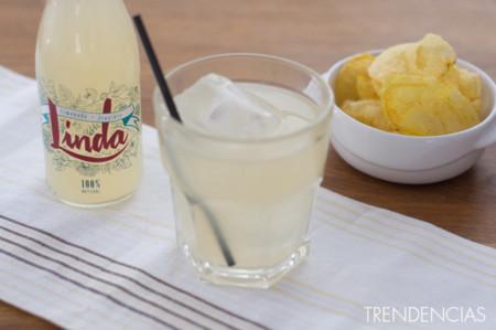 Limonada de jengibre Linda 2