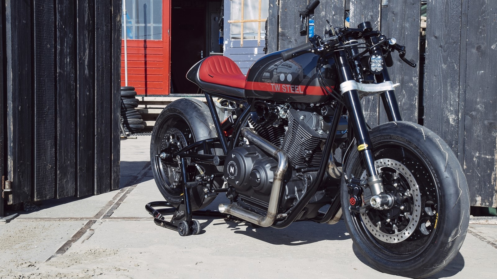 Foto de Yamaha XV950 Yard Built Son of Time (3/18)