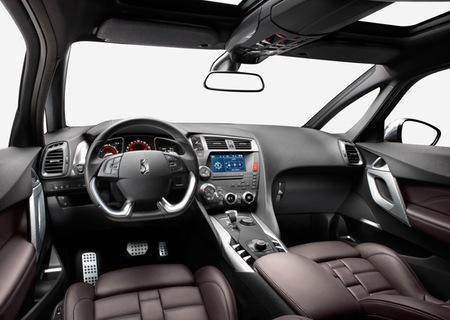 Citroën DS5 Pure Pearl interior