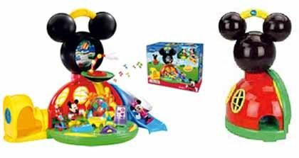 La casa de Mickey Mouse para regalar en Navidad