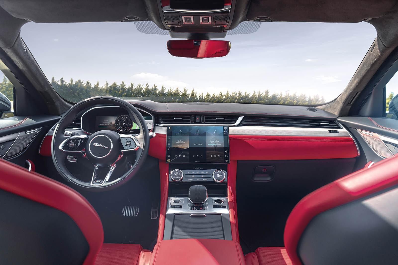 Foto de Jaguar F-Pace 2021 (9/21)