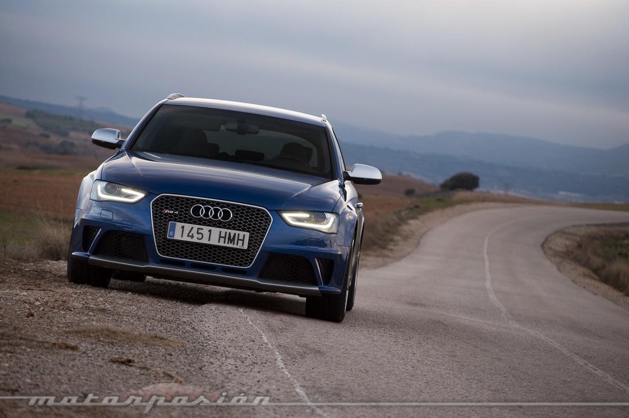 Foto de Audi RS4 Avant (prueba) (9/56)