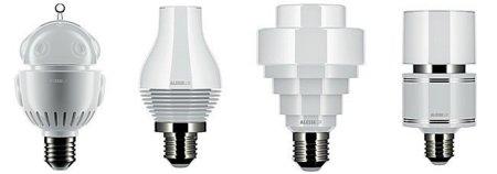 Alessilux, el diseño aplicado a las bombillas LED