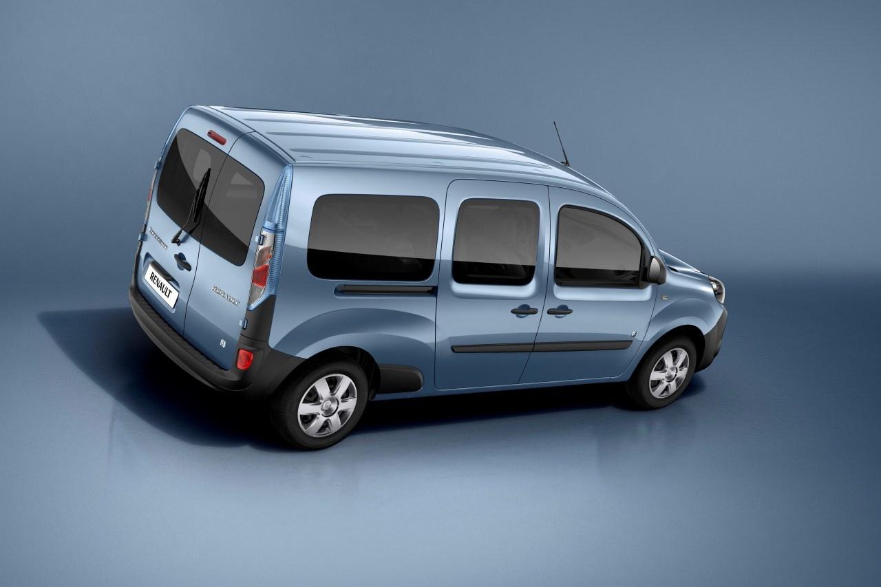 Foto de Renault Kangoo 2013 (4/6)