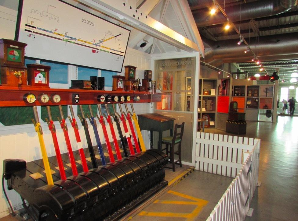 Foto de Museo Nacional Ferrocarril York (7/10)