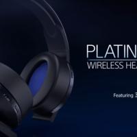 Los Auriculares Inalámbricos Platinum de PS4 valen 180 euros y esto es lo que hacen