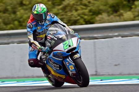 Franco Morbidelli Moto2 Gp Espana 2017