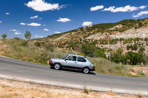 50 años del SEAT 1430. La evolución de motores, a prueba entre el SEAT Fura Crono y los Arona, Ateca, Tarraco, Ibiza o León