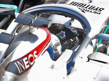 Bottas Das Mercedes F1 2020