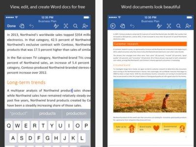 Word, Excel y PowerPoint para iOS ahora permiten agregar comentarios y más