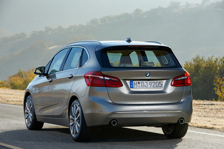 BMW Serie 2 Active Tourer - vista posterior