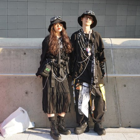El Mejor Street Style De La Semana Seoul Fashion Week 2019 06