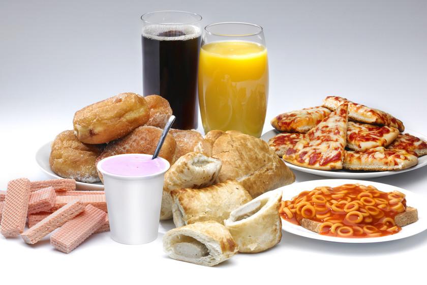 Así es cómo fui eliminando la comida procesada de mi dieta