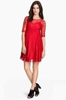 Vestido Rojo Hym Premama