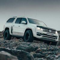 Volkswagen Amarok AT35, todo lo que necesitas para enfrentar el ártico (cafetera incluida)