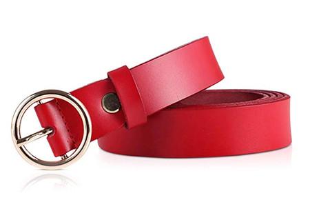 Cinturon Piel Amazon Dorriso