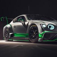 El nuevo Bentley Continental ya tiene versión de carreras: el Continental GT3