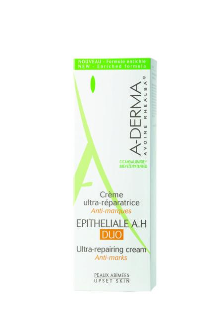 Si estabáis buscando una buena crema cicatrizante, la Epitheliale AH Dúo de A-Derma podría ser la respuesta