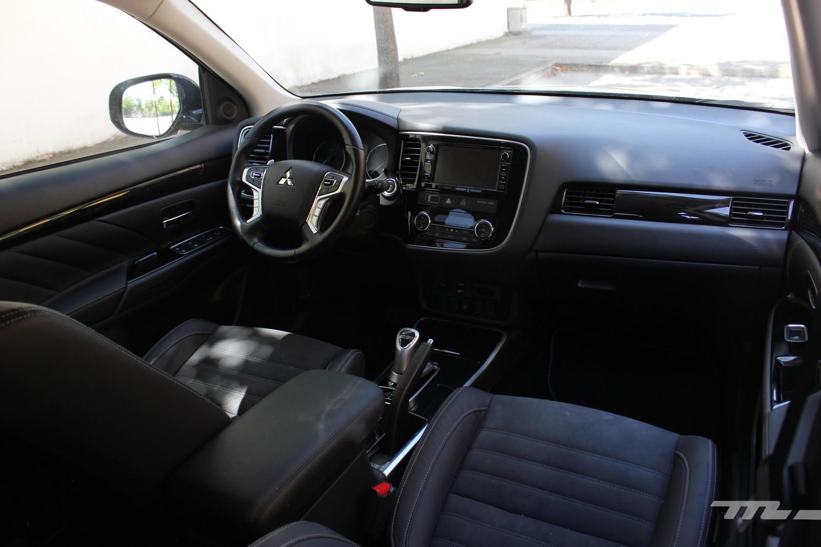 Foto de Mitsubishi Outlander PHEV (55/75)