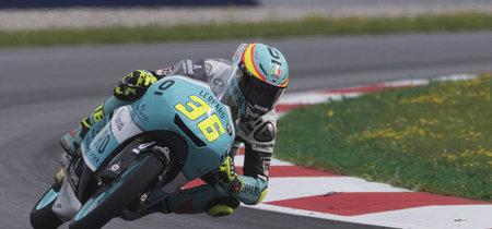"""El tirano Joan Mir instaura su dictadura cautelosa en Moto3, """"debemos tener los pies en el suelo"""""""