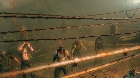 Comienza la carnicería, un usuario compara los escenarios de Metal Gear Survive