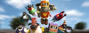 'La oveja Shaun: Aventuras en Mossy Bottom': Aardman estrena en Netflix una serie de 20 alucinantes cortometrajes llenos de diversión