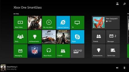 Xbox One SmartGlass llega a Windows Phone 8 y Windows 8.1