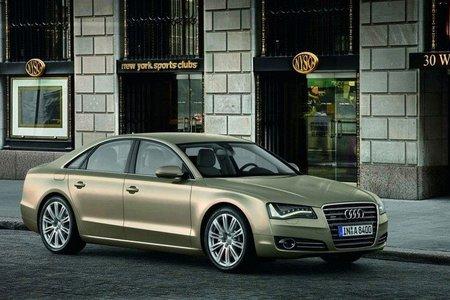 Nueva versión de acceso para el Audi A8: 3.0 TDI de 204 CV