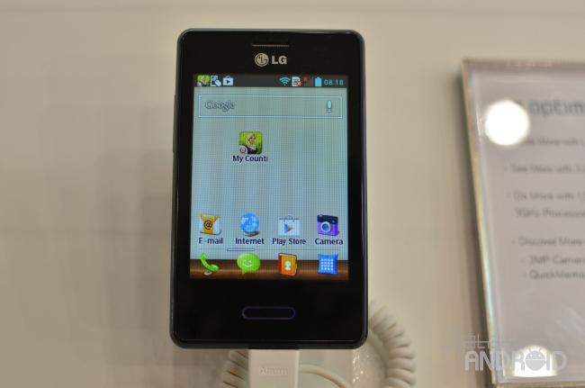 Foto de LG Optimus L3 II (1/7)
