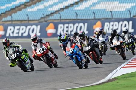 Cambios en el reglamento del renovado FIM CEV Repsol para la temporada 2015