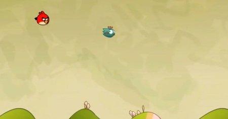 'Angry Birds vs. Tiny Wings'. Impagable corto de Dorkly