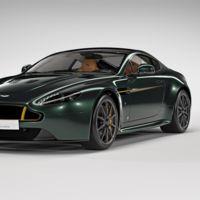 Aston Martin celebra los 80 años del Spitfire con una edición especial de sólo 8 unidades del Vantage V12