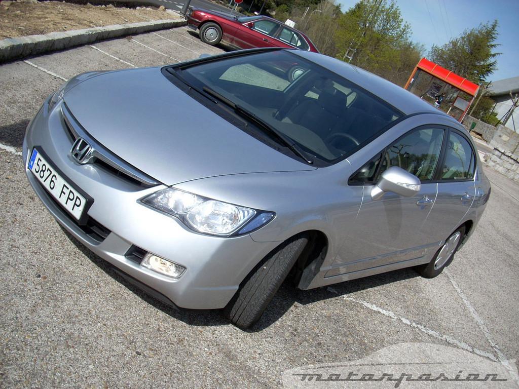 Foto de Honda Civic Hybrid (prueba) (1/40)