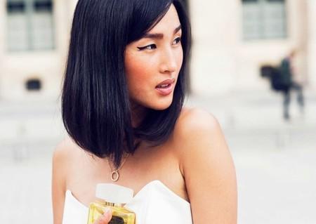 Cambios de look para cabello largo negro